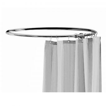 Bayswater Round Overhead Shower Ring