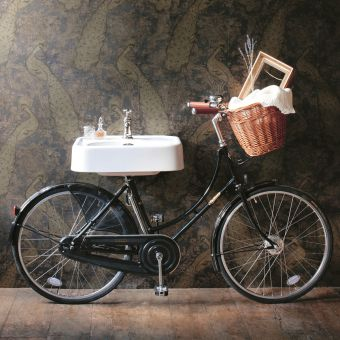 Arcade Pashley Bicycle Washstand and Basin