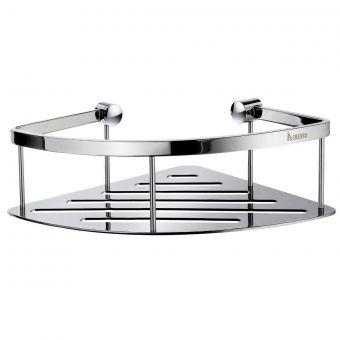 Smedbo Sideline Design Corner Soap Basket
