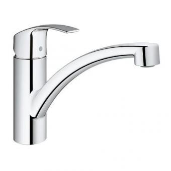 Grohe Eurosmart 2015 Single Lever Kitchen Sink Mixer