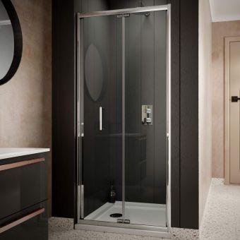 Sommer 6 Bi-Fold Shower Enclosure