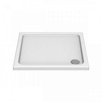 Kudos KStone 1000mm Square Shower Tray with Corner Waste