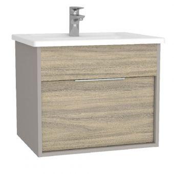 VitrA Integra Small 60cm Vanity Unit with Basin