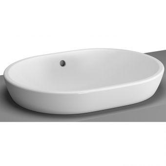 VitrA M-Line Oval Countertop Basin
