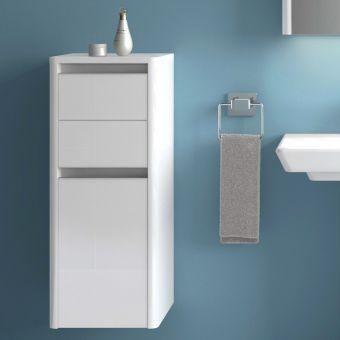 VitrA T4 Medium Cabinet