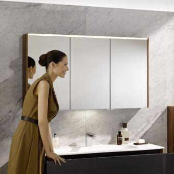 VitrA M-Line Infinit 120cm Mirror Cabinet