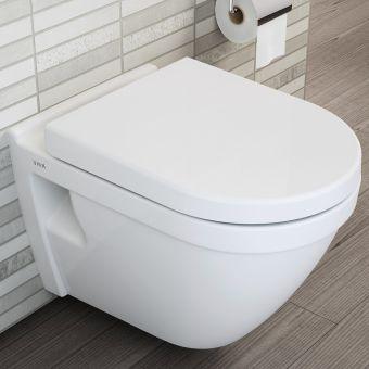 VitrA S50 Wall Hung WC