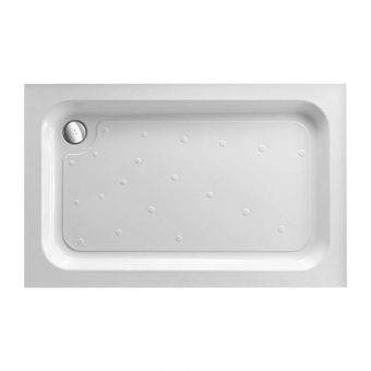 Just Trays Ultracast Rectangle Flat Top Shower Tray
