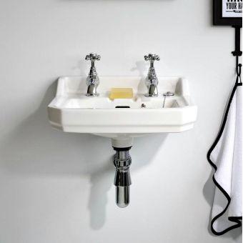 CHK Ideal Standard Waverley 45cm Cloakroom Basin