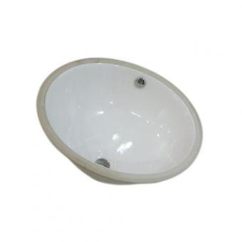 Saneux Uni Oval Undercounter Washbasin