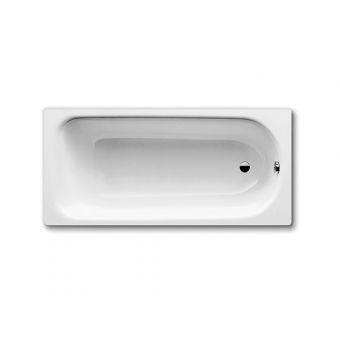 Kaldewei Eurowa 0 Taphole Steel Enamel Bath