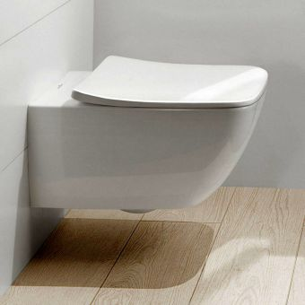 Villeroy & Boch Venticello Rimless Wall Hung Toilet
