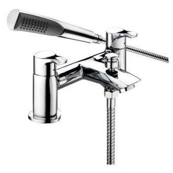 Bristan Capri Bath Shower Mixer Tap & Handset CAP BSM C