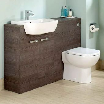 Ideal Standard Tempo Semi Countertop Unit with Basin