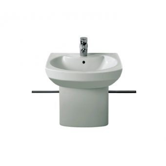 Roca Senso Compact 550mm Hand Washbasin