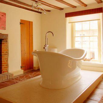 Victoria and Albert Marlborough Double Ended Freestanding Slipper Bath