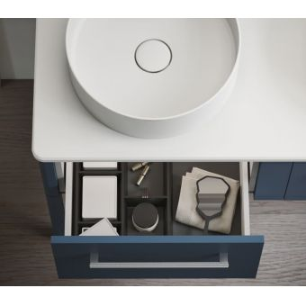 Saneux Frontier 1200mm Floor Standing Single Drawer Vanity Unit  **REMOVE 19/09/19**