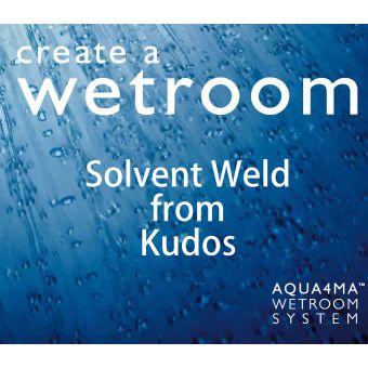 Kudos AQUA4MA Solvent Weld