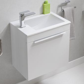 Crosswater Zion Petite Cloakroom Unit