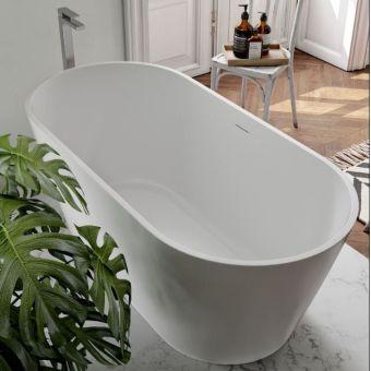 Saneux Agua Maison Zaha Freestanding Bath