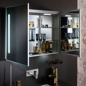 Crosswater Allure 900 Mirror Cabinet