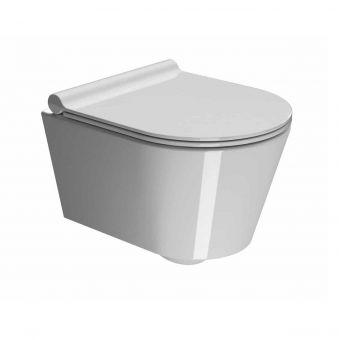Saneux Poppy Mini Wall Hung WC