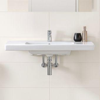 V&B Subway 2.0 Vanity Washbasin