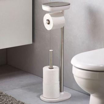 Joseph Joseph EasyStore Standing Toilet Paper Holder