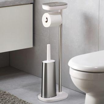 Joseph Joseph EasyStore Plus Standing Toilet Paper Holder