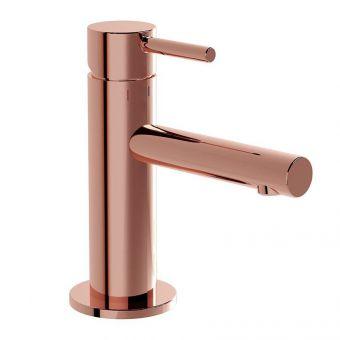 VitrA Origin Copper Mini Basin Mixer Tap