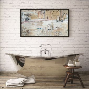 BC Designs Nickel Double Ended Boat Bath
