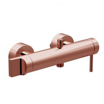 VitrA Origin Copper Exposed Shower Valve