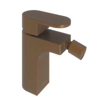Abacus Ki Brushed Bronze Mono Bidet Mixer