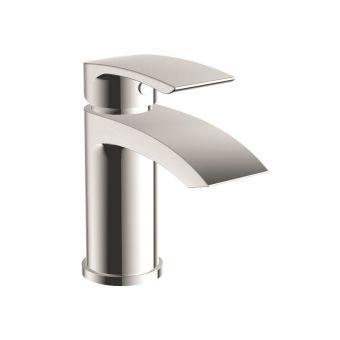 UK Bathrooms Essentials Vermeer Basin Mixer Tap