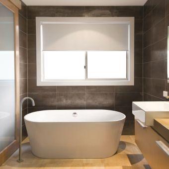 BC Designs Viado Freestanding Acrymite Bath