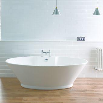 BC Designs Chalice major Freestanding Acrymite Bath