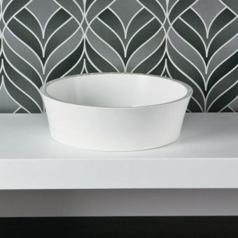 BC Designs Delicata Countertop Cian Basin - BAB120