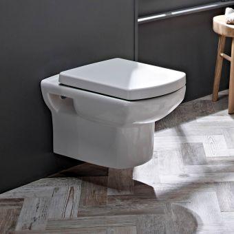 Tavistock Vibe Wall Hung Toilet - WH700XS