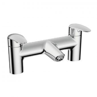 VitrA Dynamic S Chrome Bath Filler