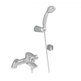 VitrA Dynamic S Chrome Bath Shower Mixer Tap