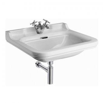 Crosswater (Bauhaus) Waldorf Washbasin