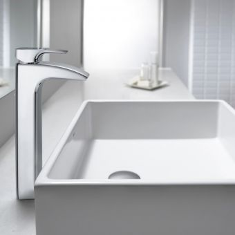 Roca Thesis Extended Basin Mixer Tap