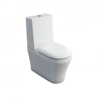 Britton Fine Close Coupled WC