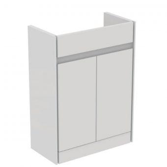 Ideal Standard Concept Air 600mm semi countertop washbasin unit - E0771