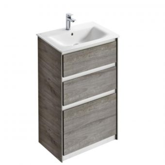 Ideal Standard Concept Air 600mm Vanity Unit with 2 Drawers - E0765