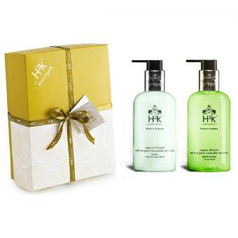 H2K Organic Hand Care Gift Set 250ml