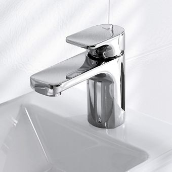 Villeroy and Boch Cult Short Projection Basin Mixer Tap