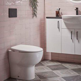 Tavistock Loft Rimless Back to Wall WC