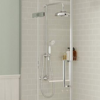 Mira Virtue Exposed Traditional Shower Set - 1.1927.001