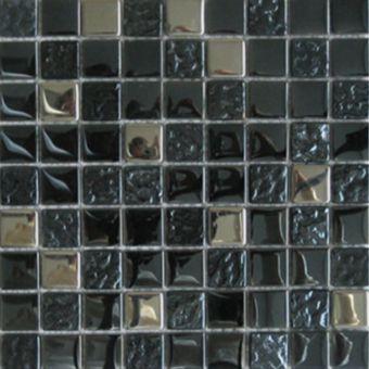 Abacus Mixed Square Large Mosaic Tile Sheet